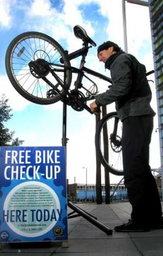 Dr Bike Clinics