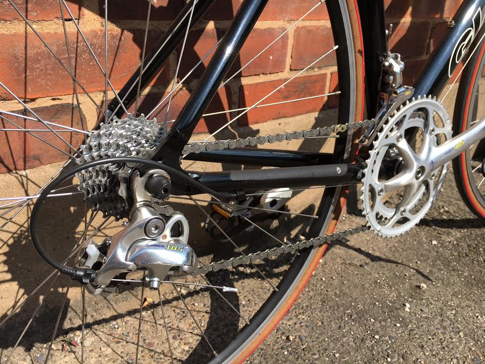 1999 Giant OCR Road Bike with full Shimano 105 Groupset