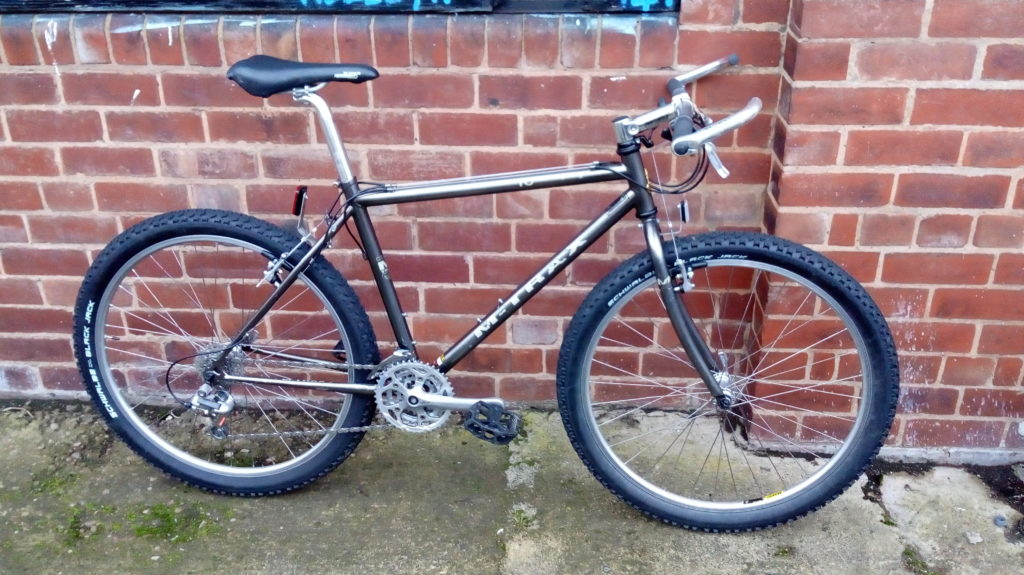 Raleigh M trax