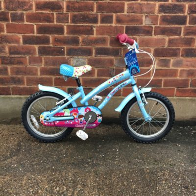 Refurbished Child Bikes
